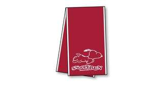 🚚 Brand new year of the dog Snoopy Run Towel
