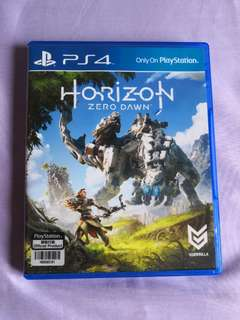 *Mint Condition* PS4 Horizon Zero Dawn