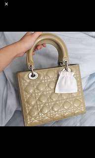 Lady Dior SHW Champagne