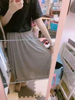 🚚 灰棉裙