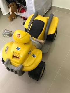 Rechargeable Electric Car for kids