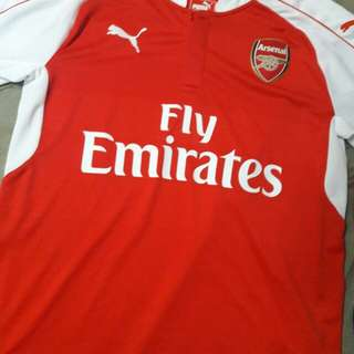 Authentic Puma Arsenal Medium Home kit 15-16 adidas nike
