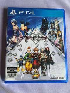 *Mint Condition* PS4 Kingdom Hearts 2.8