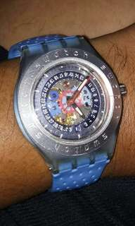 Jam Swatch (reprice)