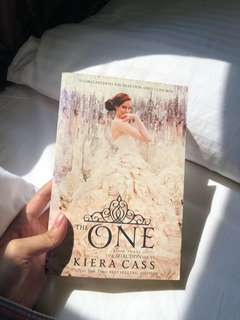 The One #3 - Kiera Cass BUKU IMPORT