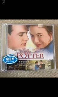 Vcd box 14 - Miss Potter