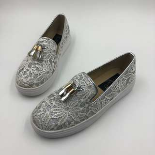 TON SILVER LOAFER