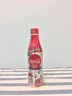Coca-Cola Pyeong Chang 2018 Olympic Winter Games aluminum bottle