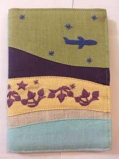 Fabric Passport Cover