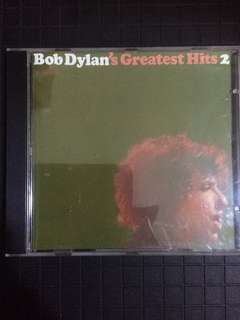 Cd 92 Bob Dylan Greatest Hits 2