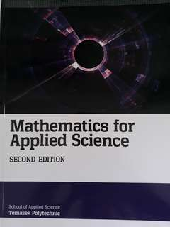Mathematics for Applied Science(Temasek Polytechnic)