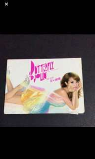 Cd box C9 - Jolin