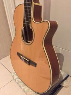 Ibanez AEG8TNE Acoustic Electric Guitar