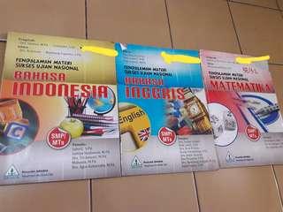 Buku SMP
