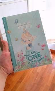 Precious Moments Notebook