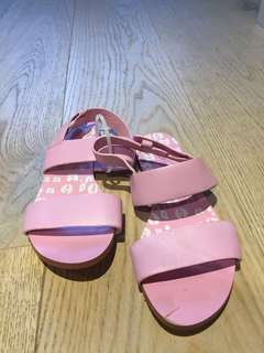 Gorman leather sandals