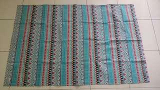 Canvas Rug / Karpet / Alas Lantai Multifungsi
