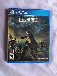*Mint Condition* PS4 - Final Fantasy XV (Day One Edition)