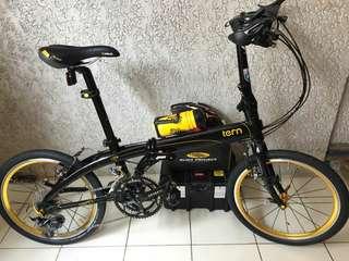 Tern Link P9 -Folding Bike