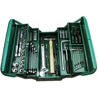 Sata 95104A-70-6 Mechanic Tools Set, 70pcs