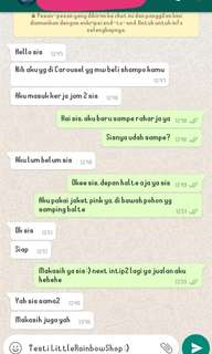 Testi COD'an Tangerang 😊
