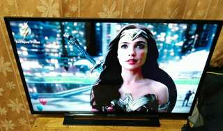 TV sony led 40inch Full hd