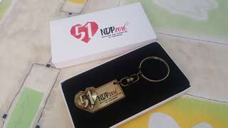 NDP 51 2016 keychain limited edition Singapore