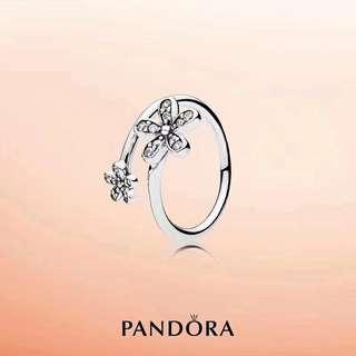 Pandora 戒指               潘多拉潘朵拉首飾