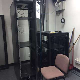 Toten Server Rack