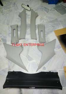 Interior Pillar cover belta/vios ncp93