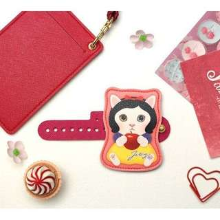 Jetoy Choo Choo Dolly winder -Snow white