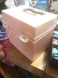 化妝品收納 藥品藥物收納 小物塑膠收納盒