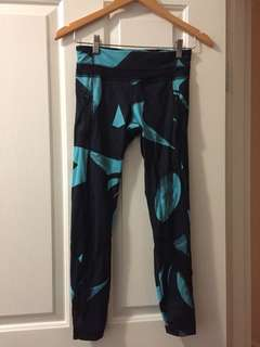 Lululemon Inspire Tight ll *Full-On Luxtreme (Mesh)- CAN 4