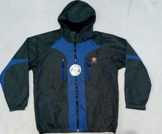 Jaket Outdoor Black Yak