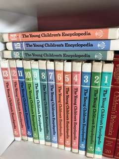 The Young Children's Encyclopedia
