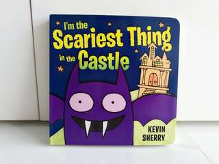 "Brand New ""I'm the Scariest Thing in the Castle"""