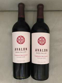 Red Wine 2009 Avalon Winery Napa Valley 75cl