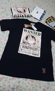 ONE PIECE T shirt Monkey D. Luffy