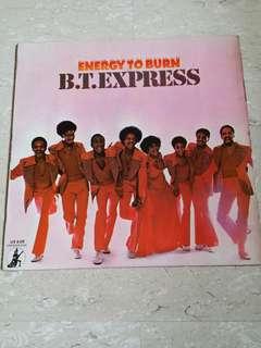 BT Express lp vinyl record