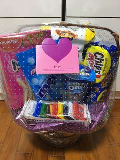 Hamper for all events 💕💋