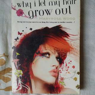 Why I Let My Hair Grow Out By Morgan Rawlinson