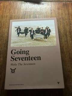 Going Seventeen 'Make The Seventeen' (Official)