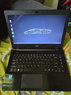 Acer Quadcore Laptop