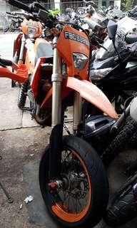 KTM 400 EXC (COE 2028)
