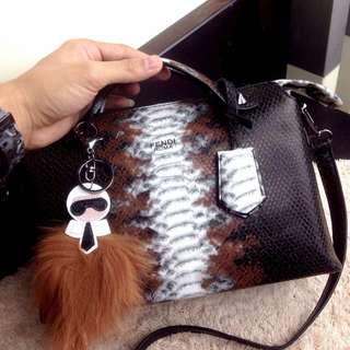PROMO Tas Fashion Wanita Murah Shoulder Sling Bag Medium Quality Semi Premium Best Seller #7022