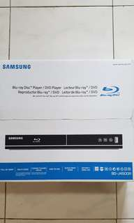 Samsung BD-J4500R Blu-Ray Player