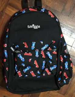 Authentic Smiggle Backpacks for Boys