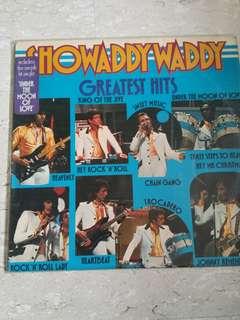 Showaddywaddy lp vinyl record