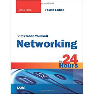 Sams Teach Yourself Networking in 24 Hours (480 Page Mega eBook)