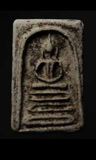 泰國佛牌~百年經典~崇笛佛 Phra Somdej ~崇迪阿赞多  Wat Rakang 瓦拉康  約BE23xx盜相必究